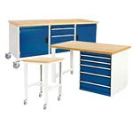 Bott Benches | Engineers Workshop Benches | Production Workbenches & Workstands